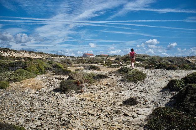 Algarve je pôvabná krajina.