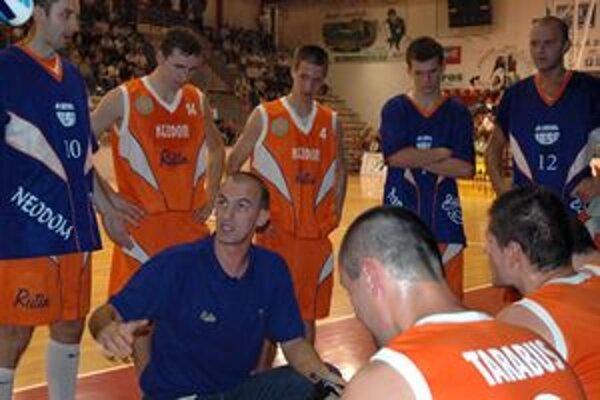 Krunoslav Krajnovič je mladý, no skúsený tréner.
