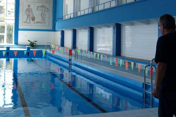 Zmeny by podľa Bačíka potreboval aj samotný bazén.