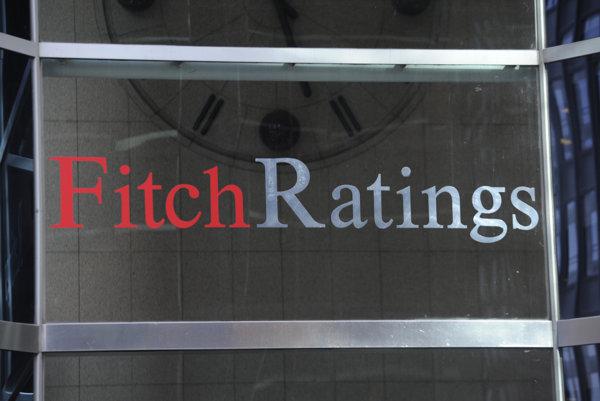 Sídlo medzinárodnej ratingovej agentúry Fitch Ratings v New Yorku.