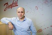 Ing. Rudolf Kyselica, riaditeľ Medium Power Operations Slovensko, Danfoss Power Solutions.