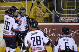 Dávame málo gólov, uvedomujú si hokejisti Slovenska.