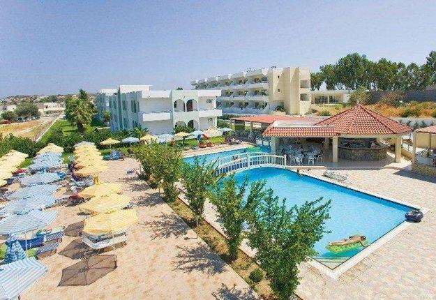 HotelMemphis Beach 3*, Grécko - Rhodos.