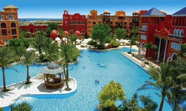 Hotel Grand Resort Hurghada 5*, Egypt, Hurghada.