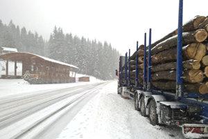 Najväčšie problémy na cestách mali kamióny.