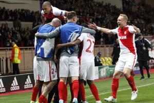Monako vyhralo dôležitý zápas.
