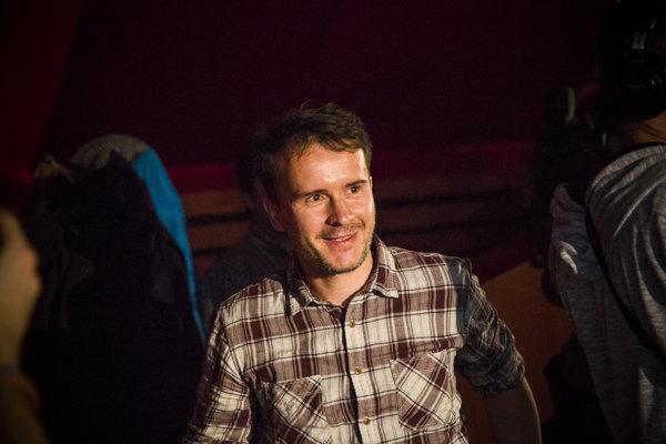 MARTIN ŽIARAN získal hlavnú cenu Kamera 2015 v kategórii hraných filmov za film Čistič.