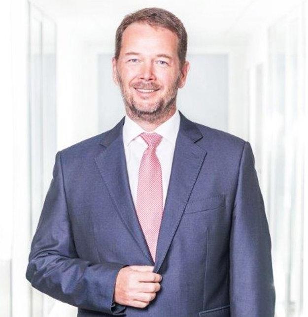 Ing. Karol Komárňanský, riaditeľ firmy a podpredseda predstavenstva.
