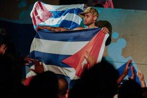 Kubánska hip-hopová scéna nikdy nebola naladená na tóny oficiálnej kultúry.