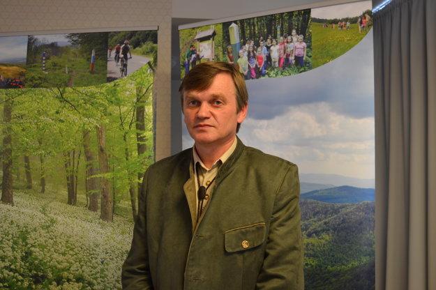 Ladislav Ladomirjak v projekte vidí podporu miestnych ľudí.