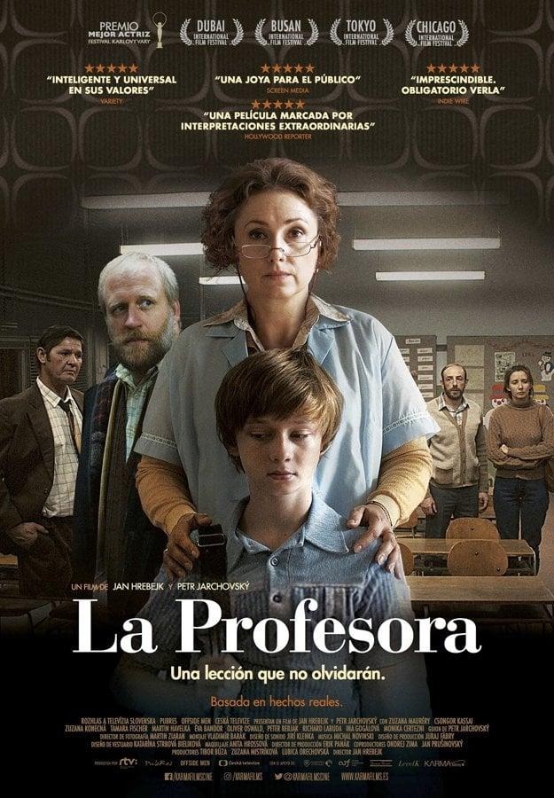 Španieli uvidia Učiteľku v španielskom jazyku.