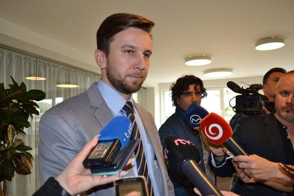 Milan PršanecPo schôdzi neskrýval spokojnosť.