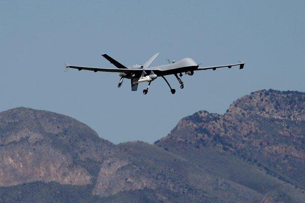 USA je jedinou krajinou, ktorá operuje s dronmi nad Arabským poloostrovom.