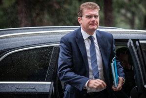 Minister hospodárstva Peter Žiga (Smer)