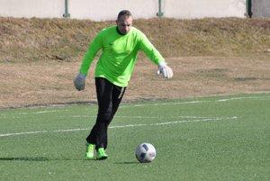 Peter Machunka po návrate do Tvrdošína ešte v majstrovských zápasoch neinkasoval.