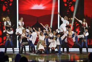 Finálový večer súťaže Miss Slovensko 2017.