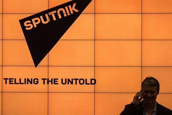 Hovoríme nevypovedané. Aj týmto heslom sa propagandistická agentúra Sputnik snaží získať priaznivcov.