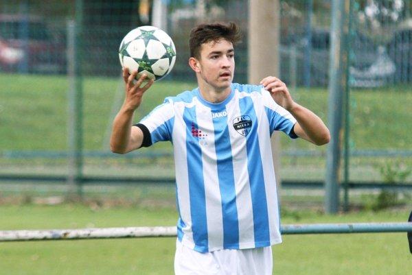 Marek Fábry strelil tri góly do siete Svätého Petra.