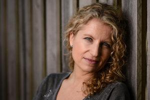 Dánska spisovateľka Ane Riel.