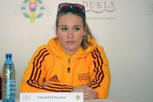 Paulína Fialková rovnako ako vlani je absolútnou slovenskou jednotkou biatlonovej sezóny.