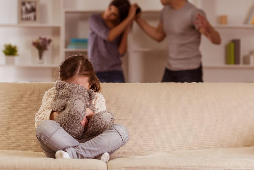 Žena začala chodiť pred rozvodom