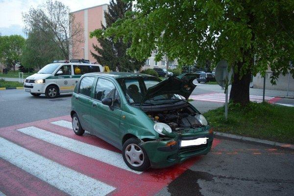 Policajti vodičke namerali dve promile alkoholu.