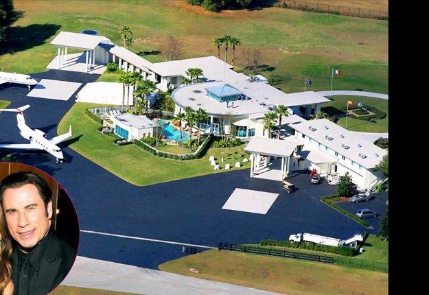 Štefan Lakatoš tiež obdivuje lietadlá. Aj jeho dom teda bude vyzerať ako dom Johna Travoltu.