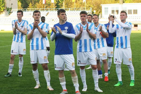 Futbalisti FC Nitra zvládli prvú polovicu nadstavby bez prehry - získali 4 víťazstvá a dve remízy.