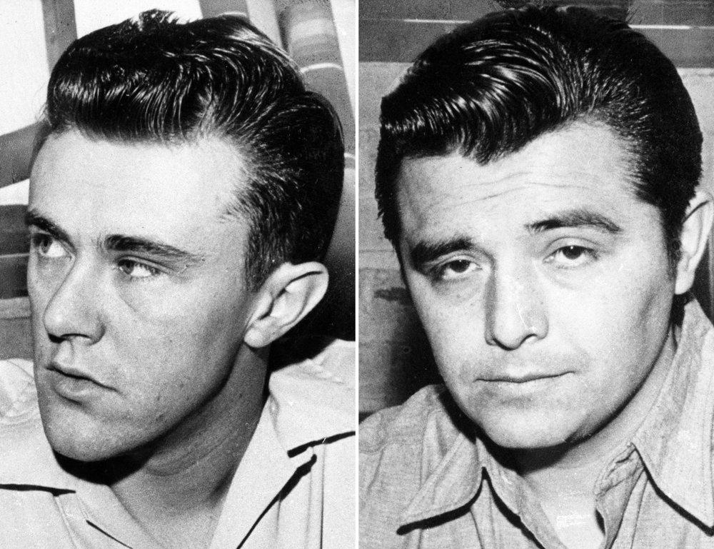 Dick Hickock a Perry Smith. Rozhodli sa vylúpiť bohatého farmára a nezanechať pritom svedkov.
