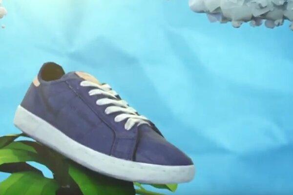 Spoločnosť Reebok plánuje na trh uviesť kompostovateľné topánky