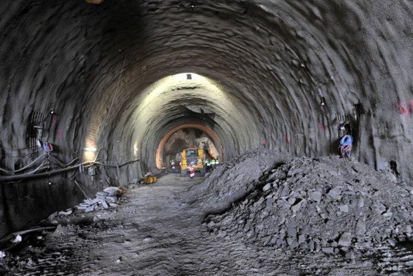Tunel Dubná Skala - Višňové.