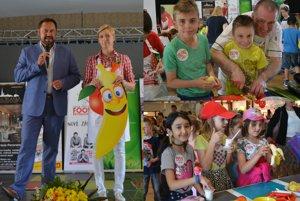 Food Revolution Day 2017 prvýkrát v Nových Zámkoch.