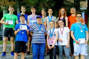 Medailisti zo Štiavničiek