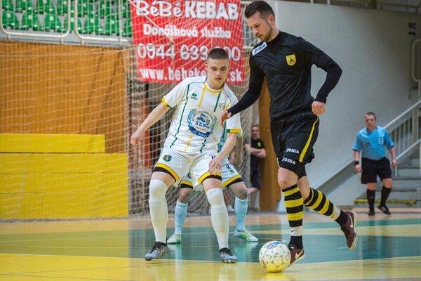 Makroteam Žilina je od tretieho miesta vzdialený jeden zápas.