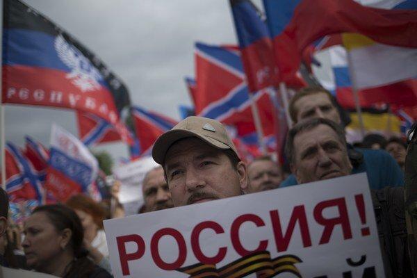 Snahy separatistov na Ukrajine povzbudili aj tých v samotnom Rusku.