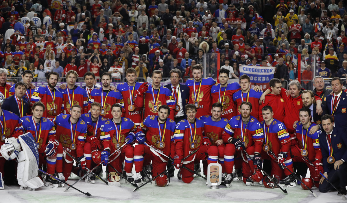 971b6660a827d MS v hokeji 2017 online: Zápas o 3. miesto - Šport SME