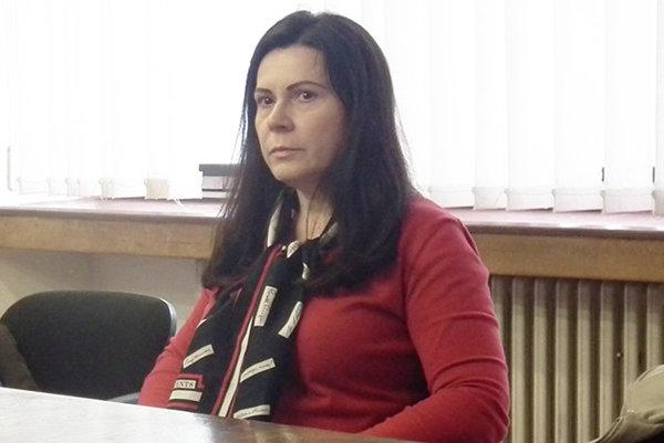 Katarína Bradáčová sa odvolala.
