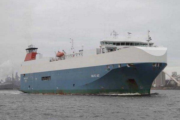 Plavidlo Baltic Ace bahamskej spoločnosti Baltic Highway Limited bola na more spustená 11. júla 2007.