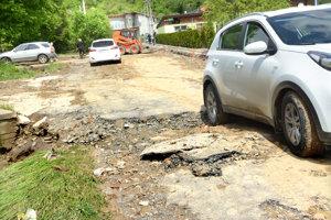 Najväčšie škody spôsobila búrka v prešovskej mestskej časti Surdok.