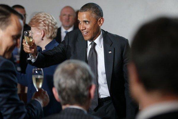Na summit príde aj Barack Obama.