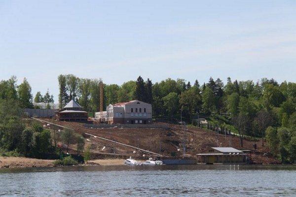 Medvedevova vila.