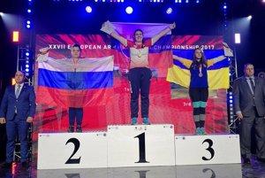 Barbora Bajčiová dosiahla životný výsledok.
