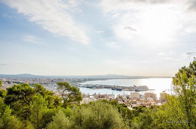 Atrakciou ostrova je i hlavné mesto Palma de Malorca.