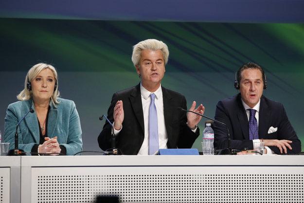Európski populisti sa už stretávajú a koordinujú postup.