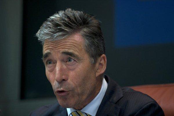 Anders Rasmussen.
