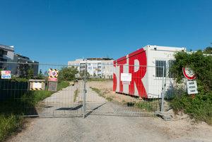 Na Drotárskej má vyrásť päť podlažná bytovka.