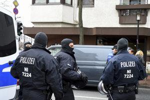 Na úrad práce v Nemecku zaútočili slzotvorným plynom