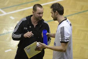 Vladimír Katona (vpravo).