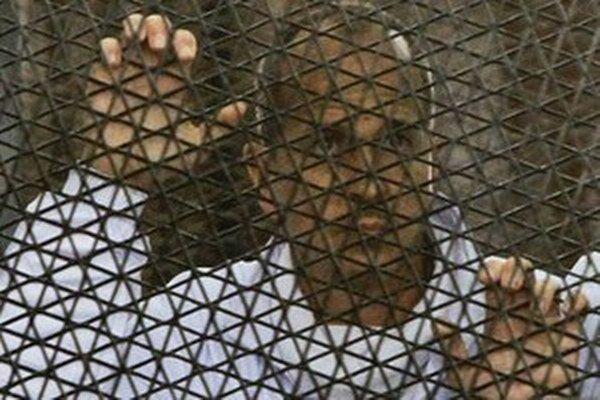 Odsúdený novinár Peter Greste.