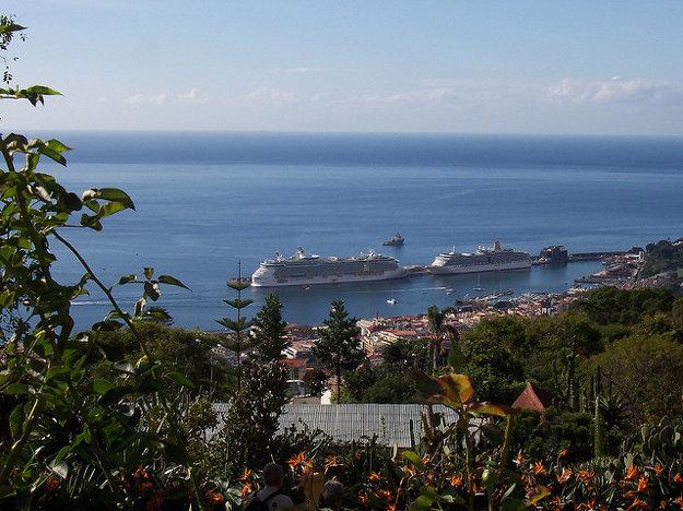 Funchal, Portugalsko.